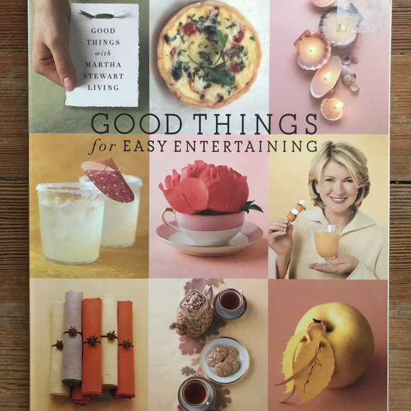Good Things for Easy Entertaining Paperback